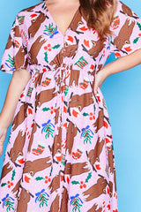 Marley Jolly Slothy Dress