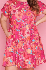 Freya Floral Splendour Dress