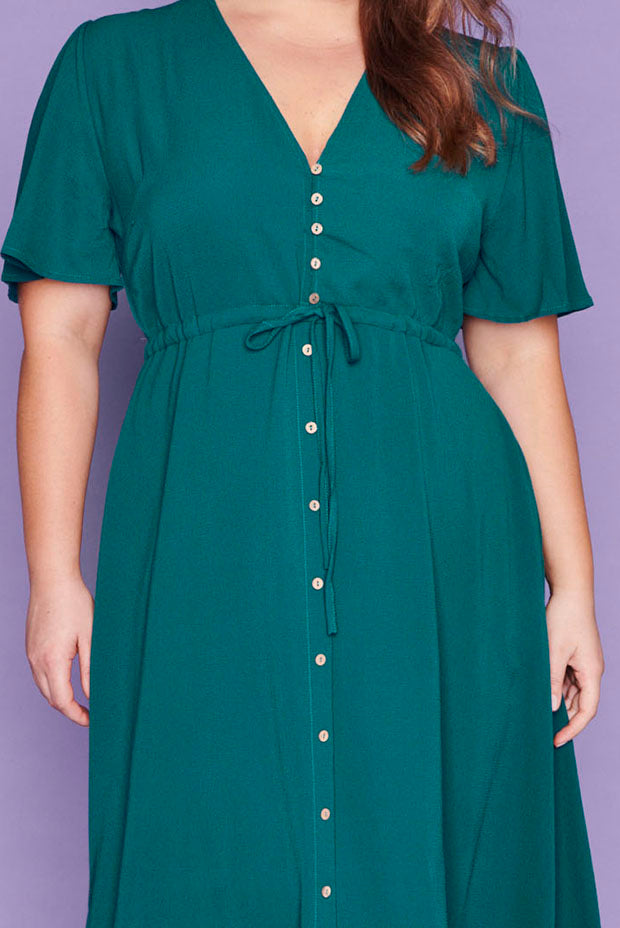 Marley Teal Dress
