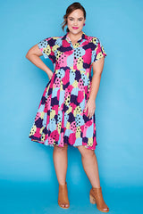 Frankie Splotchy Dress