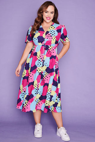 Marley Splotchy Dress