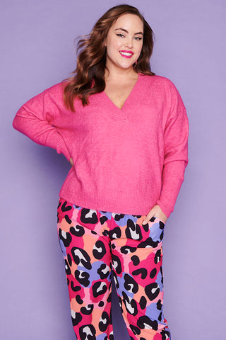 Bexley Pink Knit