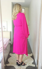 Anastasia Pink Dress