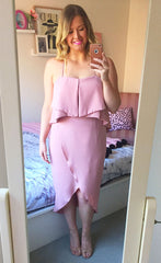 Dreamer Pink Dress