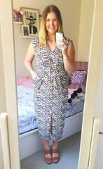 Endless Animal Print Dress