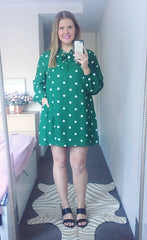 Juli Polka Dot Dress