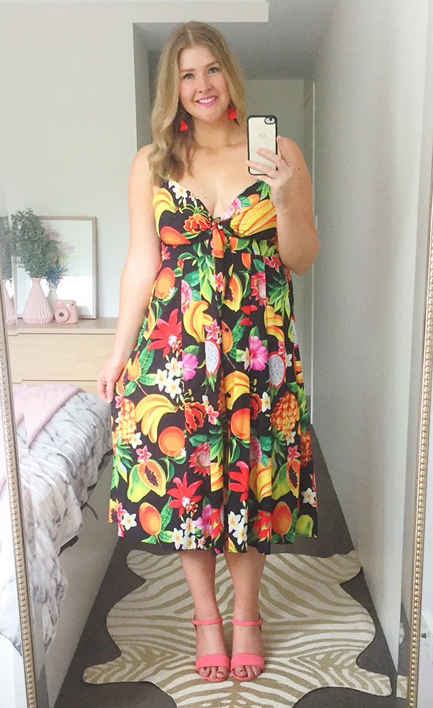 Lola Fruit Salad Dress