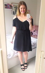 Nikita Black Dress