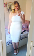 Samantha White Dress