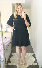 Sheree Black Dress