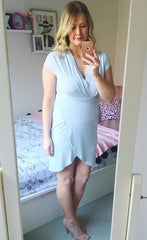 Sophia Powder Blue Dress
