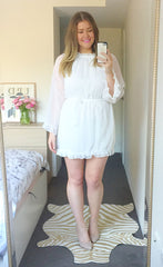 Tabitha White Dress