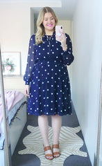 Trixie Polka Dot Dress