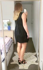 Wendy Black Dress