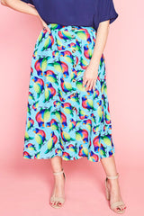 Kylie Rainbow Lorikeet Skirt