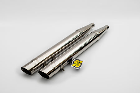 Motorcycle Mufflers from Porter