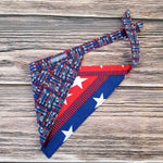 Red White & Cute - Reversible Bandana