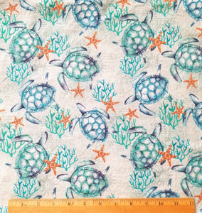 Turtley Awesome - Reversible Bandana