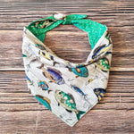 Hooked On You - Reversible Bandana