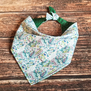 Geo Expedition - Reversible Bandana