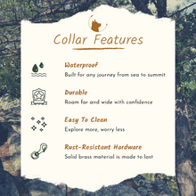 "Load image into Gallery viewer, The Trailblazer 1.5"" Collar - Multi Color Options"