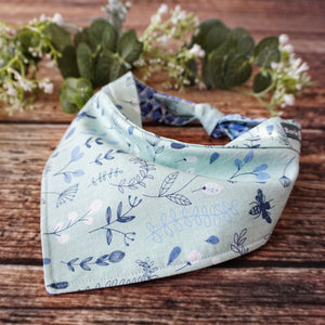 Spring It On - Reversible Bandana