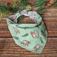 Load image into Gallery viewer, Bear With Me - Reversible Bandana