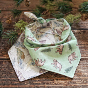 Bear With Me - Reversible Bandana