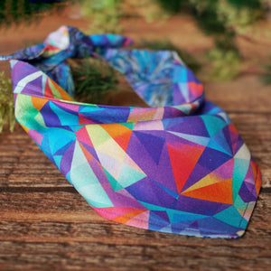 Oh The HUEmanity - Reversible Bandana