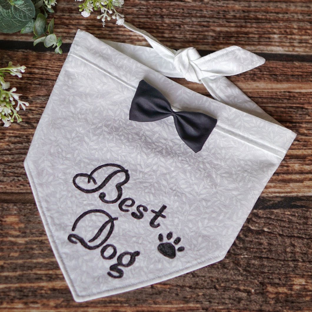 Dog of Honor/Best Dog - Wedding Bandana