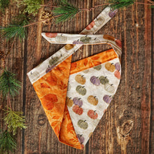 Load image into Gallery viewer, Oh My Gourd - Two Faced Bandana
