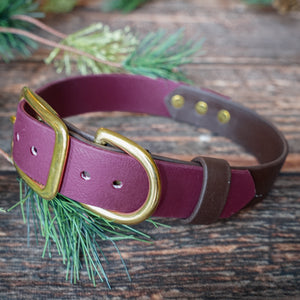 The Explorer Collar - Shenandoah Wine