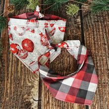 Load image into Gallery viewer, Howliday Spirit - Reversible Bandana