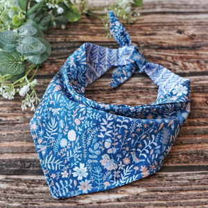 Wildflower About You - Reversible Bandana