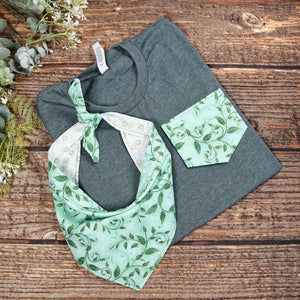 Unisex T-Shirt & Bandana - Matching Sets