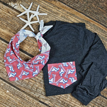 Load image into Gallery viewer, Unisex Long Sleeve & Bandana - Matching Sets