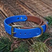 Load image into Gallery viewer, The Explorer Collar - Denali Blue