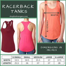 Load image into Gallery viewer, Wine & Canines Racerback Tank
