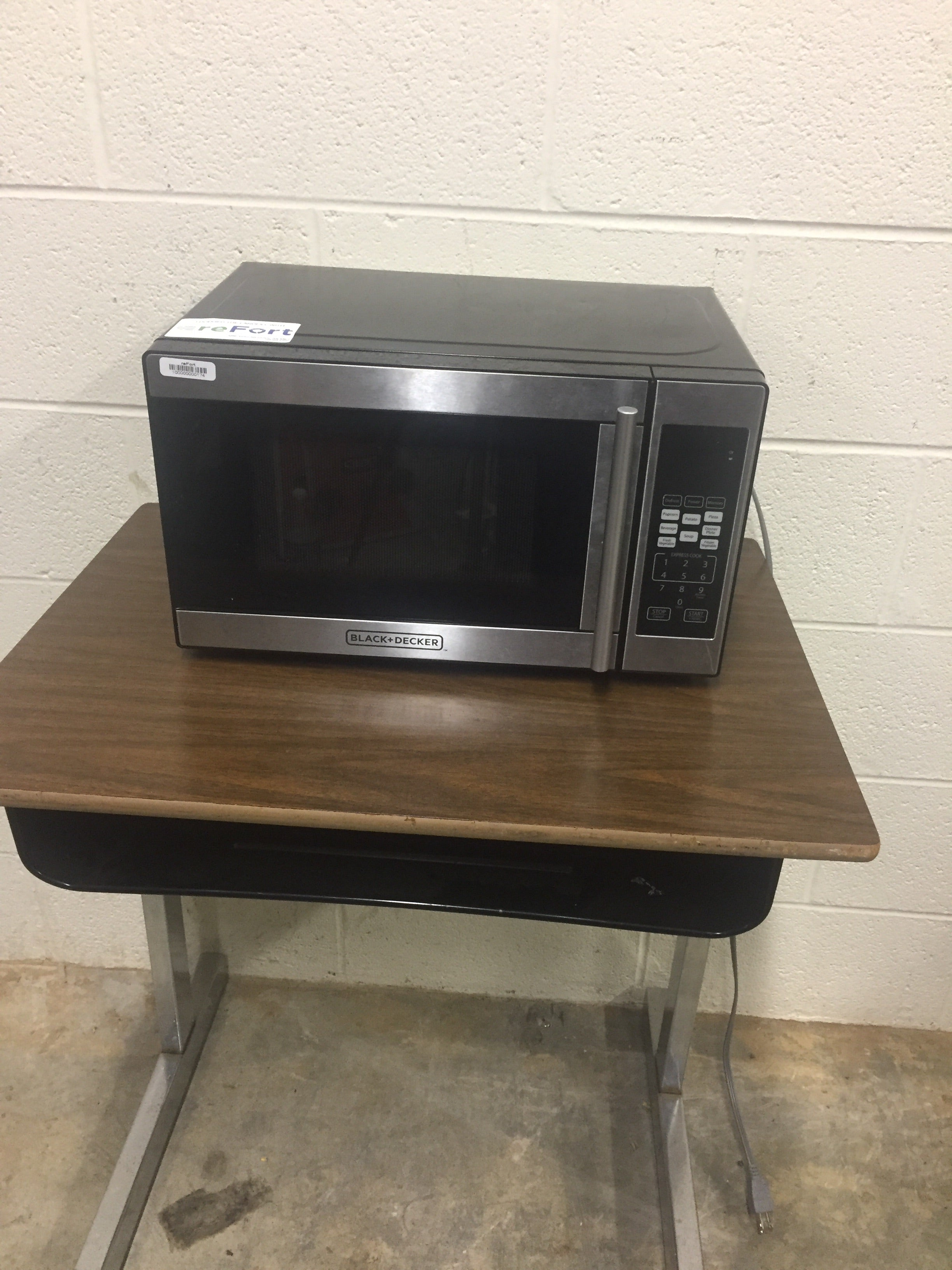 Refurbished Microwave