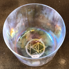 "Load image into Gallery viewer, 9"" G#+15 Divine Kryon Bowl 81919"