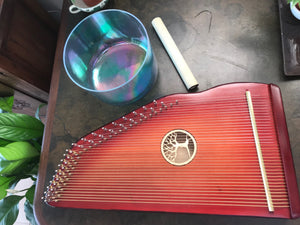 Gallery Therapeutic Harp - Earth Tuning