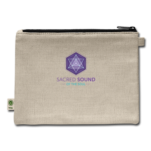 Carry All Pouch - natural