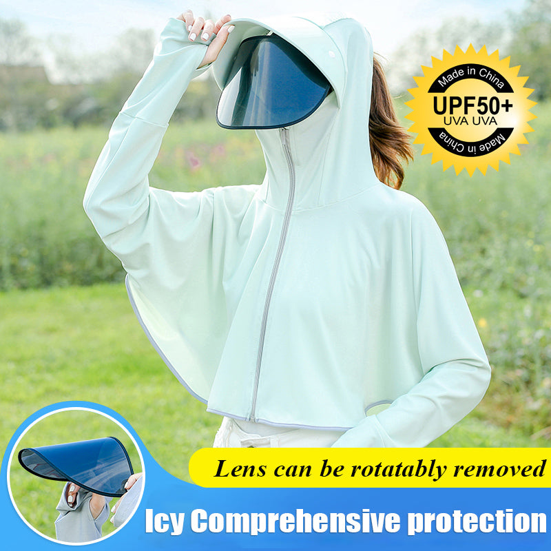 ALL-round anti-UV annd prevent sun,protect your Body and face!!!