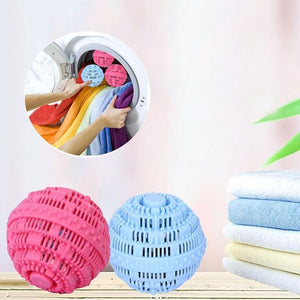 Magic decontamination silicone cleaning ball