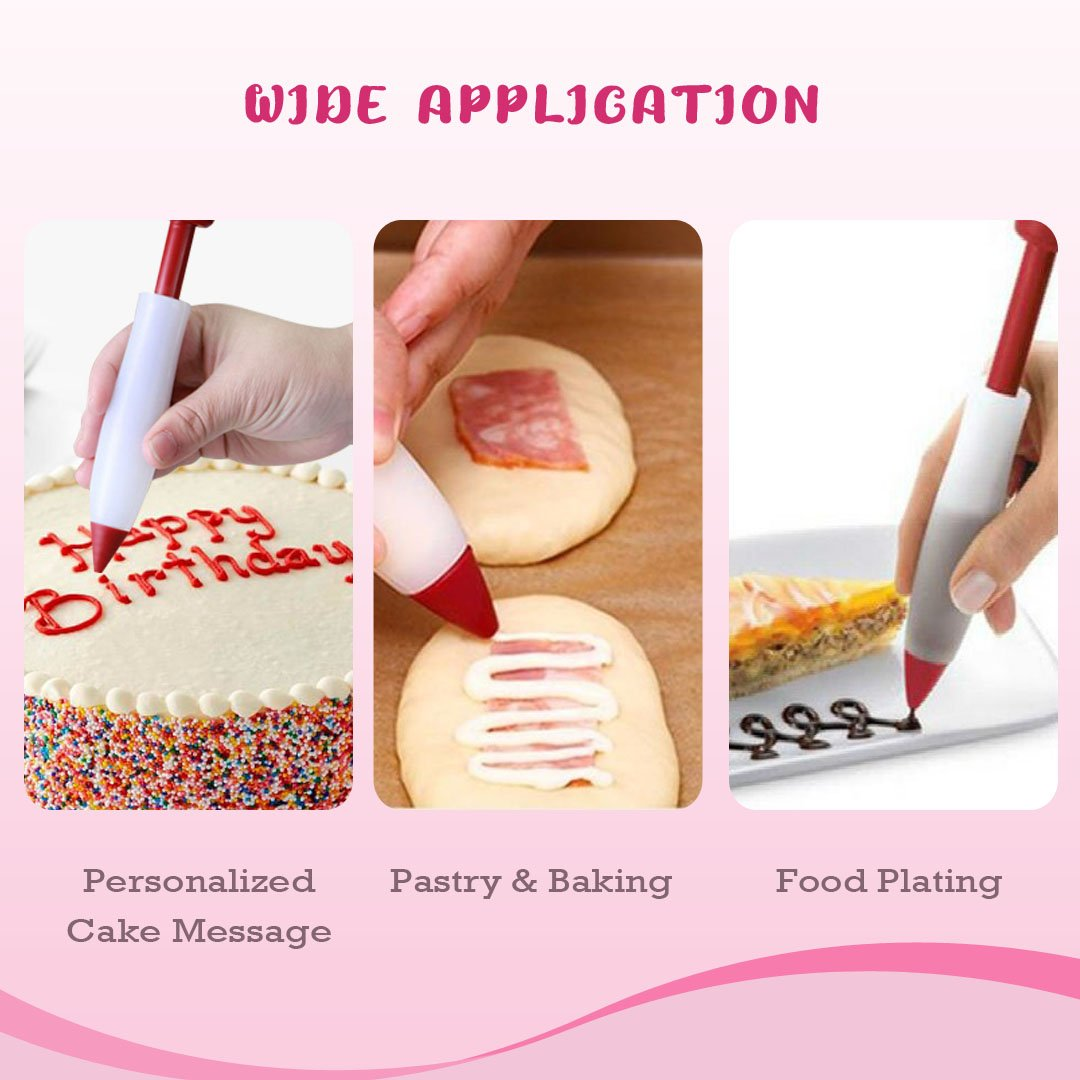 Pastry Decorating Pen