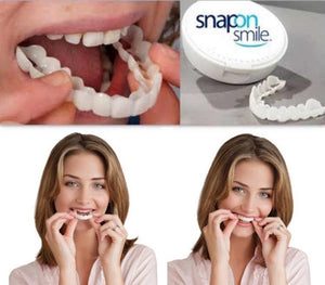 Popular in the USA! 【Snap On Smile Braces】Regain a confident smile!!