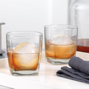 Sphere Ice Molds for Slow-melting Cocktails Whisky Drink Beverage