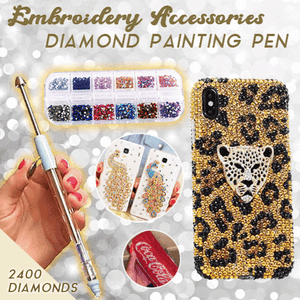 (LAST DAY WOMEN'S DAY PROMOTION-SAVE 50% OFF) Embroidery Accessories Diamond Painting Tools
