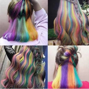 【Last Day Promotion】Fast Hair Dye Set(6 colors)