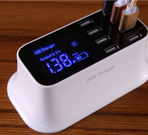 Smart 8-Port USB Charger